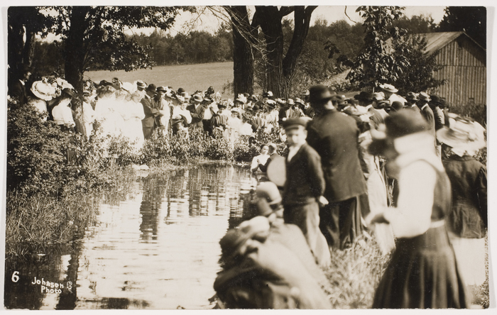 Take Me To The Water – Photographs of River Baptisms